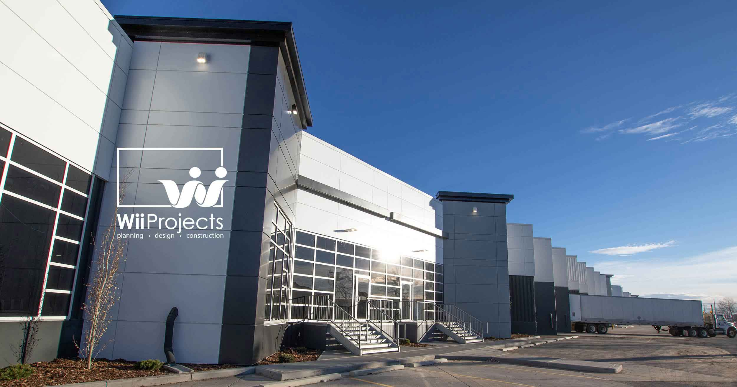 Wii Projects - Commercial & Light Industrial Construction in
